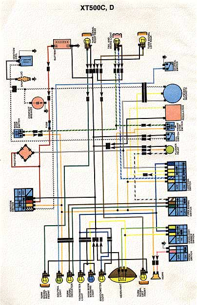 Diagrams xt500c d wiring wire1g 50863 bytes swarovskicordoba Image collections
